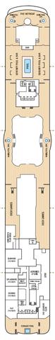 Deck 17 - Sun Deck