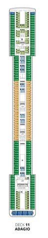 Deck 11 - Adagio