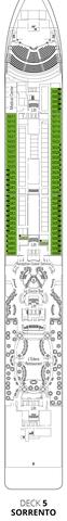 Deck 5 - Sorrento