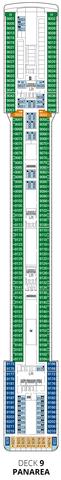 Deck 9 - Panarea