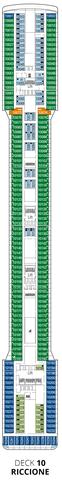 Deck 10 - Riccione