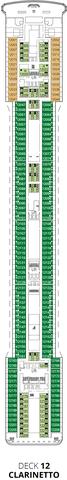 Deck 11 - Flauto