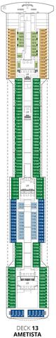 Deck 13 - Ametista