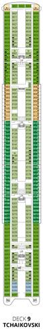 Deck 9 - Tchaikovsky