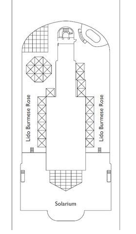La Fence Deck