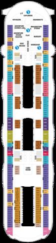 Deck 14 (May 3rd, 2021 - April 16th, 2022)