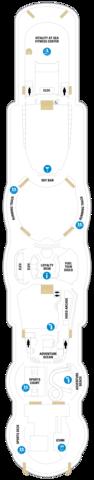 Deck 12  (April 7th, 2021 - April 17th, 2022)