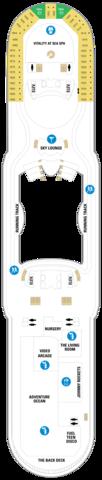 Deck  12(May 3rd, 2021 - April 28th, 2022)