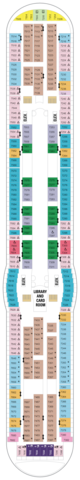 Deck  7(May 3rd, 2021 - April 29th, 2022)