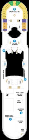 Deck  12(May 3rd, 2021 - April 29th, 2022)