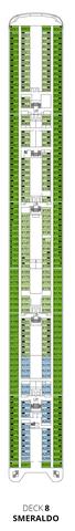 Deck 8 - Smeraldo