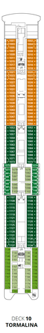 Deck 10 - Tormalina