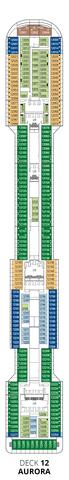 Deck 12 - Aurora