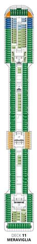 Deck 11 - Meraviglia