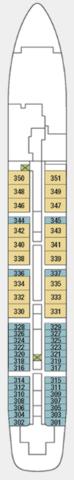Deck Three (2020 Configuration)