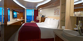 Family Mini-Suite with Balcony (M3)