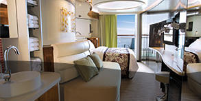 Spa Mini-Suite with Balcony (M9)