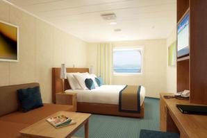 Ocean View Stateroom (Guaranteed) (OV)