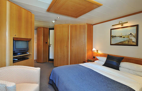 Bougainville Deck Staterooms (A)