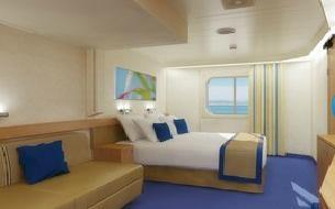 Ocean View Stateroom (6B)
