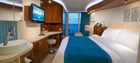 Mid-Ship Balcony (BA)