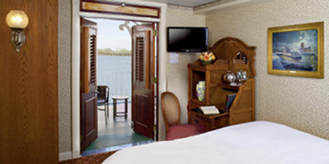 Outside Stateroom with Veranda (B)