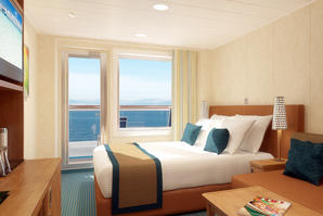 Balcony Stateroom (Guaranteed) (BL)