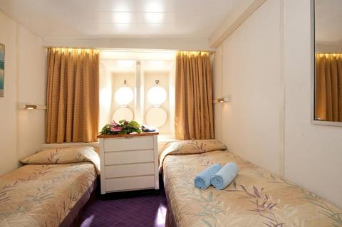 Outside Superior Stateroom(XC)