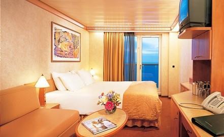 Balcony Stateroom (8C)