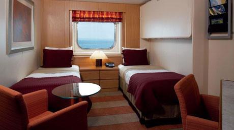 Ocean View Stateroom - Guaranteed (Y)