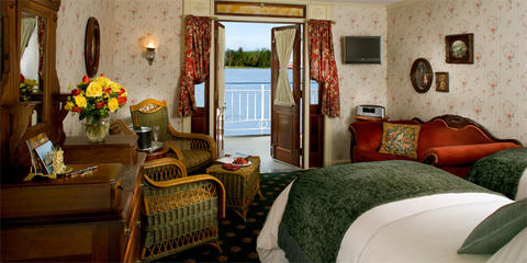 Superior Outside Staterooms with Veranda (AA)