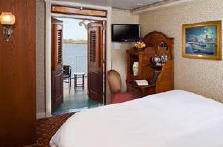 Outside Stateroom with Veranda (E)