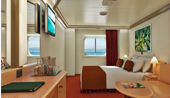 Ocean View Stateroom (6A)
