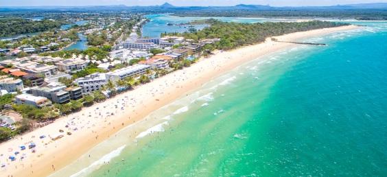 Sunshine Coast accommodation, Noosa