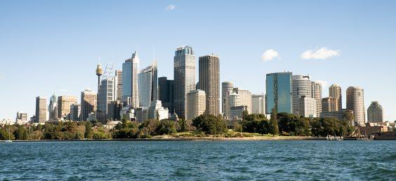 Sydney Accommodation Skyline
