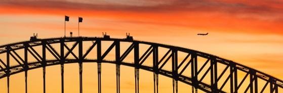 Sydney Flights Over The Harbour Bridge