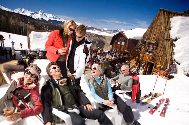apres-ski in Telluride
