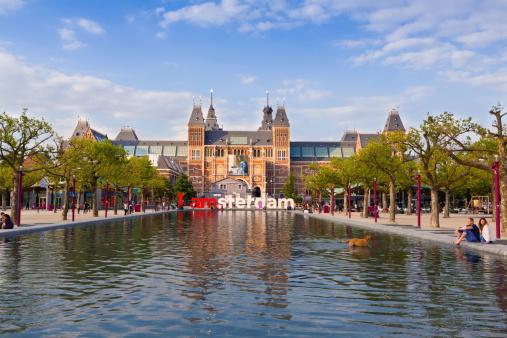 Museumplein Museum Quarter Amsterdam