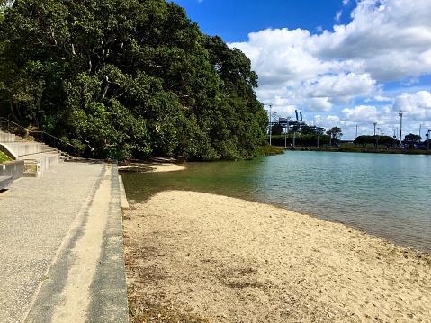 Parnell Rose Garden Auckland City Beach