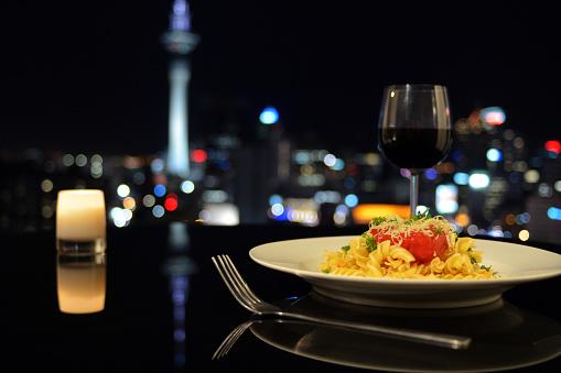 Restaurant in Auckland New Zealand