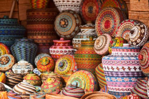 Market wares of Ubud Bali