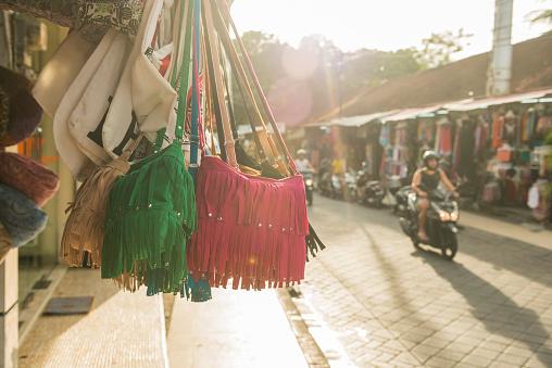 Kuta Market Shopping Bali Indonesia