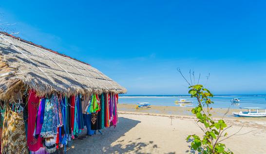 Beach Market Seminyak Bali Indonesia