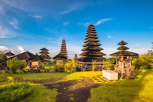 Besakih temple Besakih Bali Indonesia
