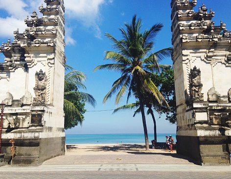 Beach In Kuta Bali