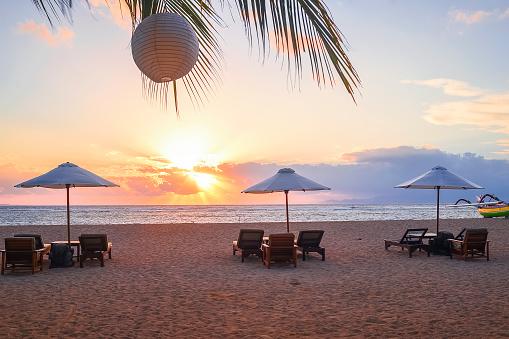 Sanur Beach Bali Indonesia