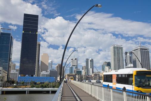 Brisbane City Public Transport Brisbane Queensland