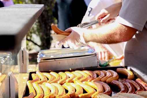 Food vendor Brisbane Australia