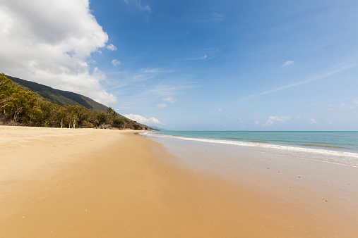 Ellis Beach Cairns Australia