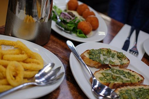 Resaturant Food Christchurch New Zealand